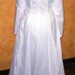 Rivendell muslin, back