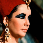 "Elizabeth Taylor in ""Cleopatra"" - eye makeup inspiration"