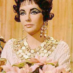 "Elizabeth Taylor in ""Cleopatra"" - hair & makeup inspiration"