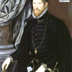 1562, Sir Nicholas Throckmorton. Image source: Wikimedia Commons