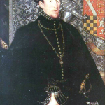 1563, Thomas Howard, 4th Duke of Norfolk, by Hans Eworth. Image source: Wikimedia Commons