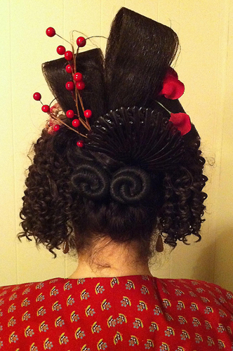 1830s hair by AccessoryQueen1